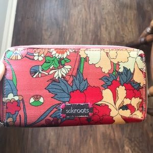 Handbags - Sakroots Clutch/Wallet